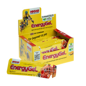 High5 EnergyGel Box Summer Fruits 20 x 40g
